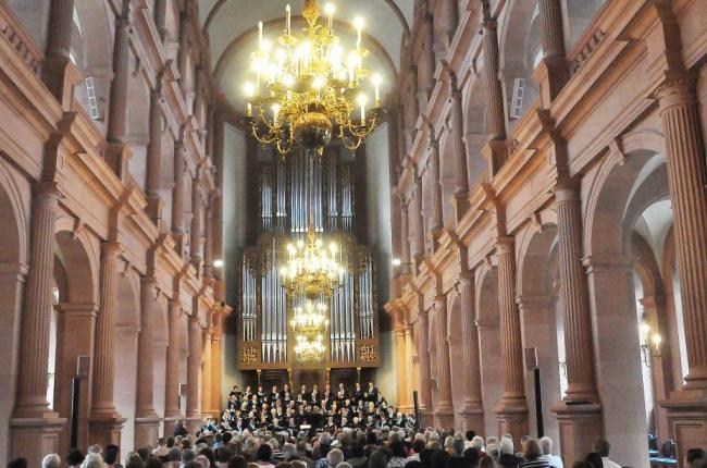 Sommerserenade in der Neubaukirche 2014