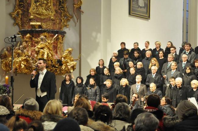Adventskonzert 2017 in der Pfarrkirche St. Peter und Paul