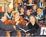 Passionskonzert des Valentin-Becker-Chors 2015 (Foto: I. Konrad)
