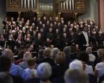 Sommerkonzert des Valentin-Becker-Chors in der ausverkauften Neubaukirche. Foto: