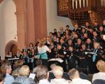 Sommer-Matinée 2010 des Valentin-Becker-Chores in der Neubaukirche