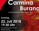 Sommerkonzert 2018 des Valentin-Becker-Chors
