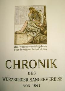 Die durchgehende Chronik des WSV seit 1847