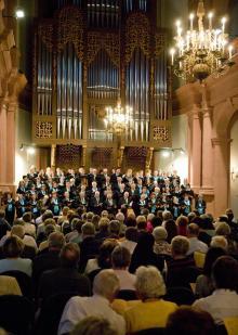 Sommerserenade 2009 in der Neubaukirche