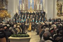 Adventskonzert in der Pfarrkirche St. Peter und Paul 2016